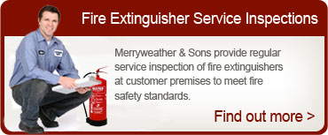 Fire Extinguisher Service Inspections